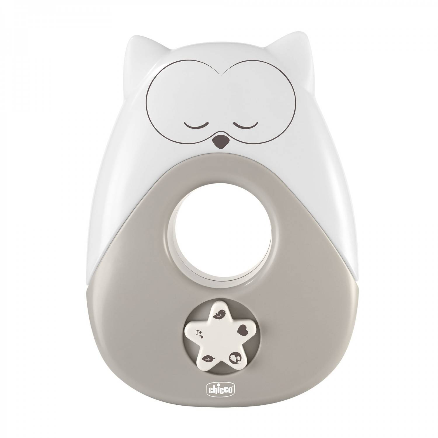 Chicco Veilleuse avec sons Chicco Sweet Lights Magic Owl
