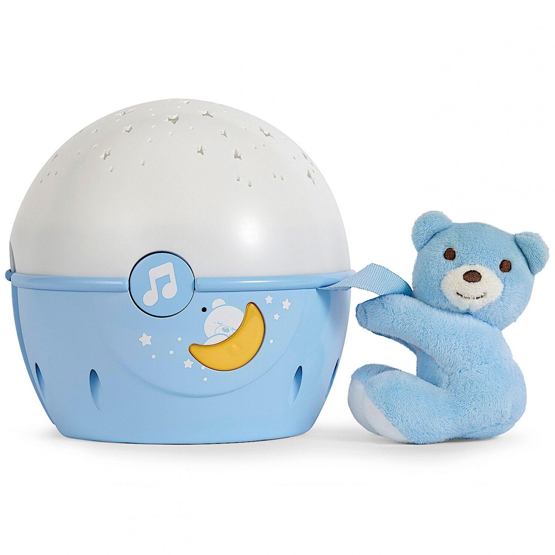 Chicco - 7647200000 - Projecteur Next2 Stars - First Dreams - Bleu