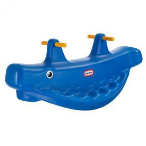 Little Tikes Baleine bleue à bascule - Publicité