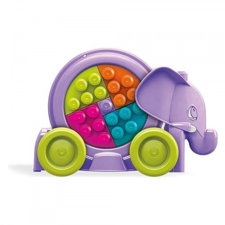 Mega Bloks Jeu Mega Bloks Elephant Parade Lilac