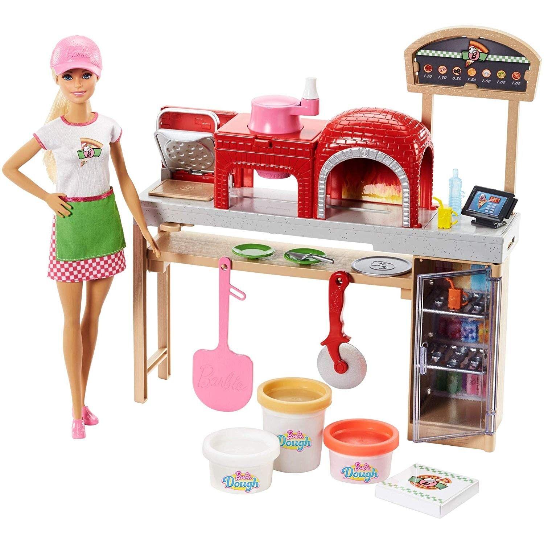 Barbie Poupée Barbie Pizza Chef