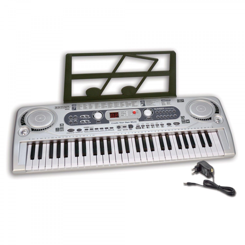 BONTEMPI Clavier électronique 54 touches