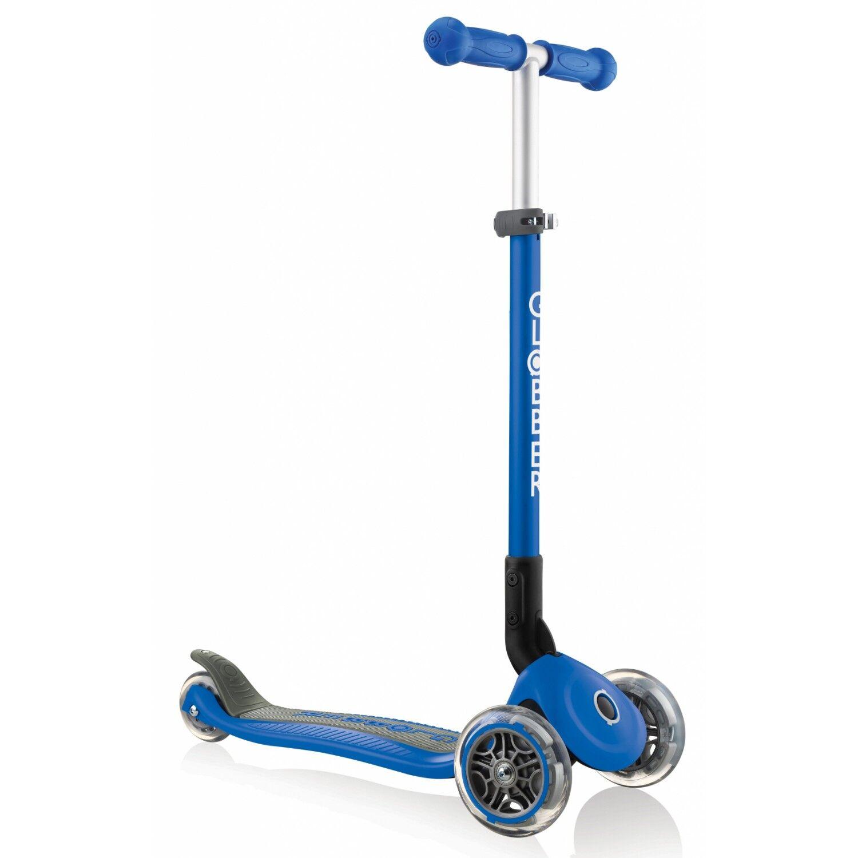 Globber Trottinette enfant Globber Primo pliable bleu