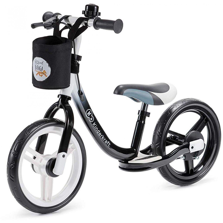 Kinderkraft Vélo d'équilibre Kinderkraft Space Black