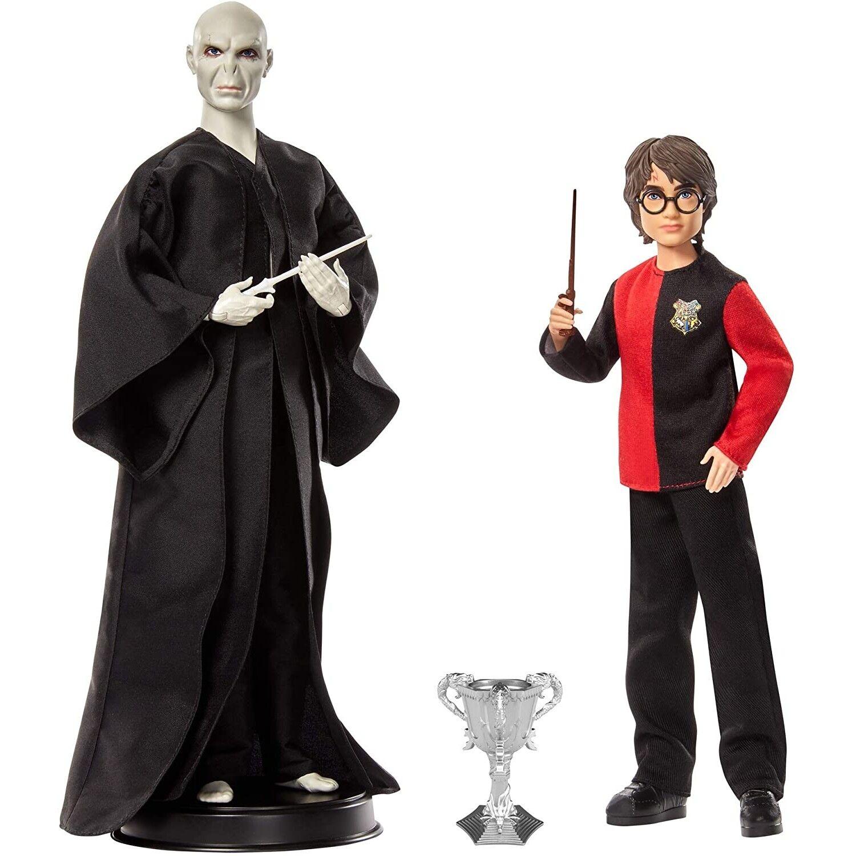 Mattel Jeu de caractères Mattel Harry Potter et Voldermort