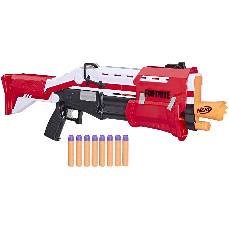 Hasbro Nerf Fortnite TS et Flechettes Nerf Mega Fortnite Officielles