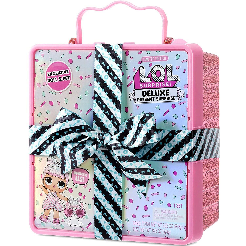 LOL Surprise Miss Partay Doll et Pet LOL Surprise Deluxe Gift Surprise