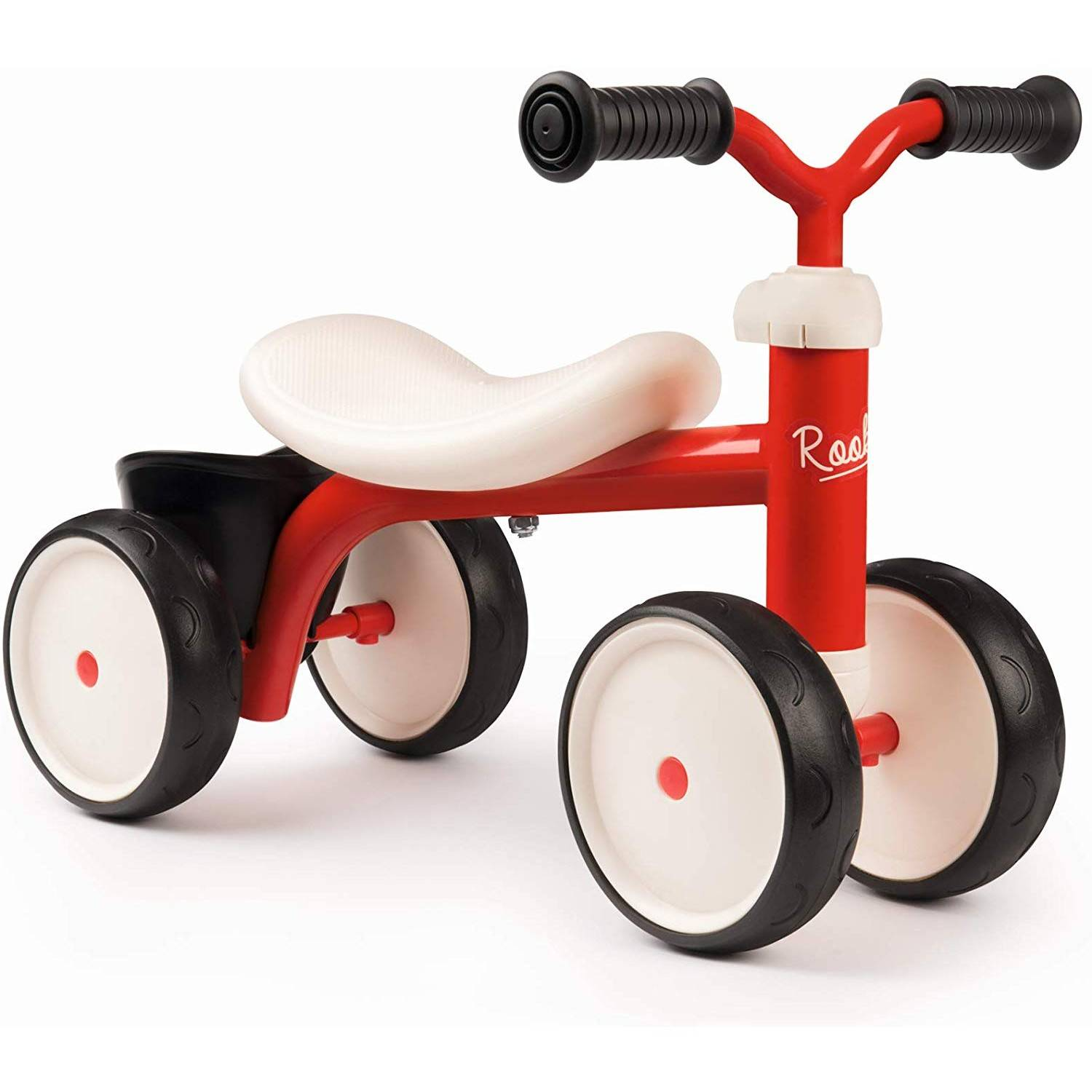 Smoby Porteur Rookie Smoby 12m+ rouge
