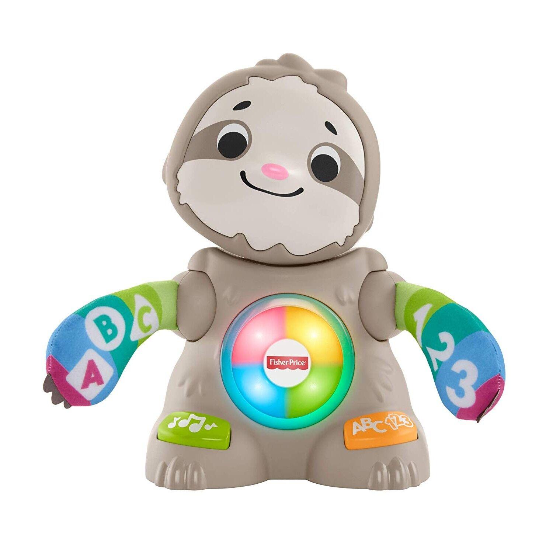 Fisher Price Jeu Fisher Price Baby Sloth Dancer