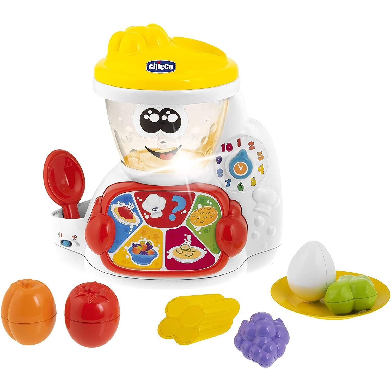 Chicco - Cooky Le Robot de Cuisine Bilingue IT/EN