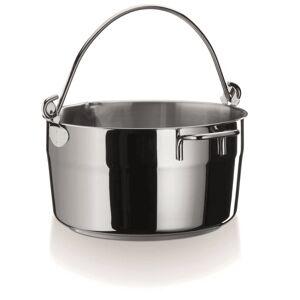 TomPress Bassine à confiture inox induction 10 litres 30 cm avec anse - TomPress - Publicité