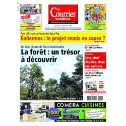 [GROUPE] PUBLIHEBDOS Le Courrier Vendeen