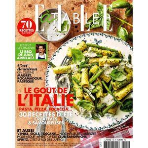 [GROUPE] CMI FRANCE ELLE à table - Publicité