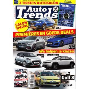 [GROUPE] PARTNERS PRESS BELGIQUE Auto Trends NL - Publicité