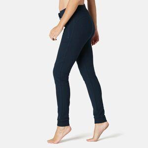 Nyamba Pantalon jogging femme 510 slim Bleu Marine - Nyamba