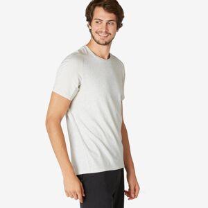 Nyamba T-Shirt 520 Homme Beige Chiné - Nyamba