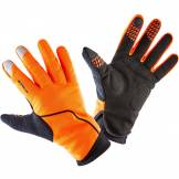 Triban GANTS VELO 5OO HIVER Orange - Triban