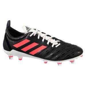 ADIDAS Chaussures de rugby vissée hybride terrains gras Malice SG adulte noir Adidas - ADIDAS - 44 - Publicité