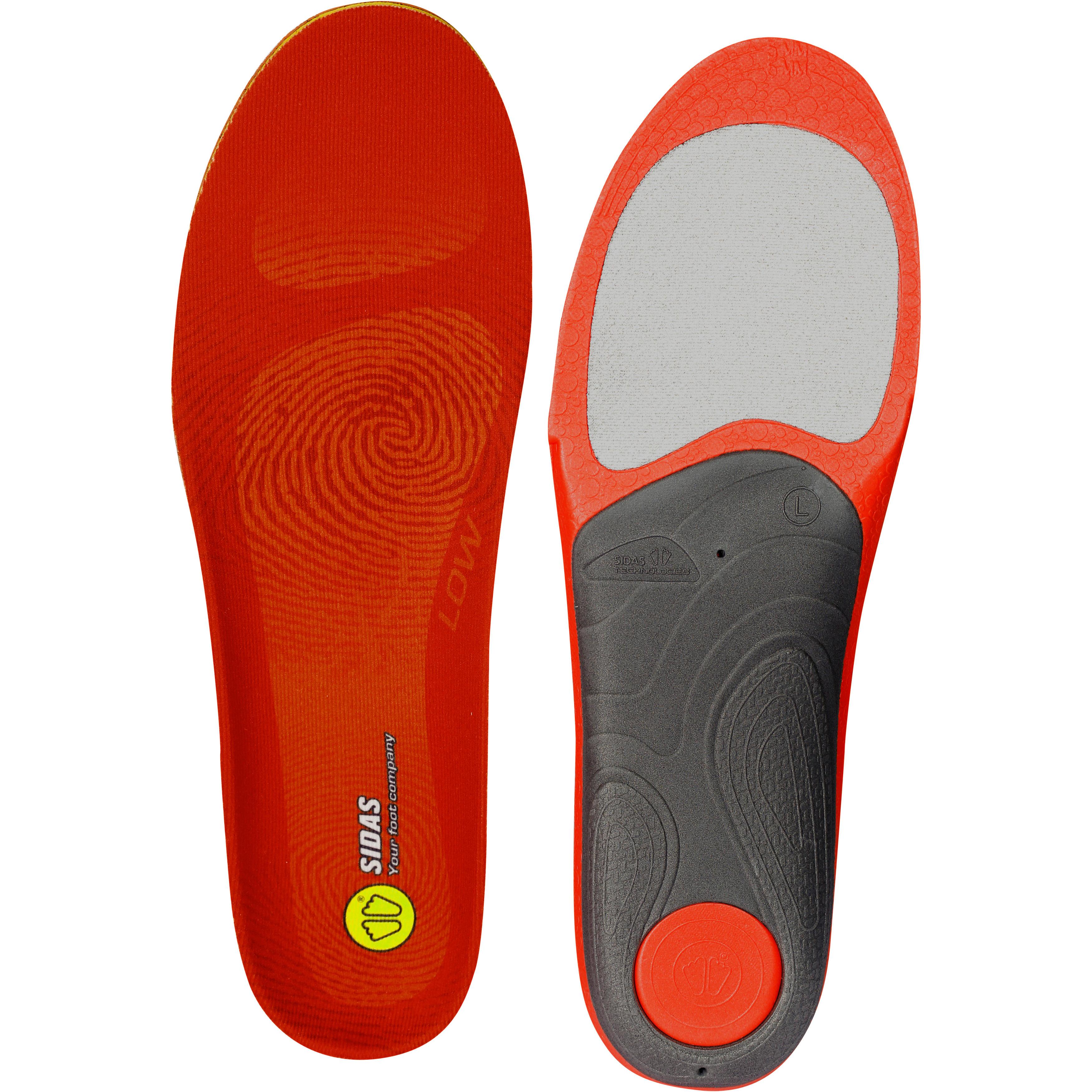 Sidas Semelles chaussures de ski pour pieds plats - Sidas