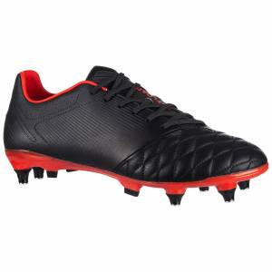 Offload Chaussure de rugby hybride Agility R900 SG noir rouge - Offload