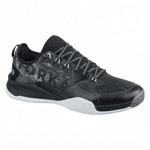 Atorka Chaussures de handball homme H900 FASTER noir/gris - Atorka - 41 - Publicité