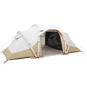 QUECHUA Tente gonflable de camping - Air Seconds 4.2 F&B; - 4 Personnes - 2 Chambres - QUECHUA - SANS TAILLE - Publicité