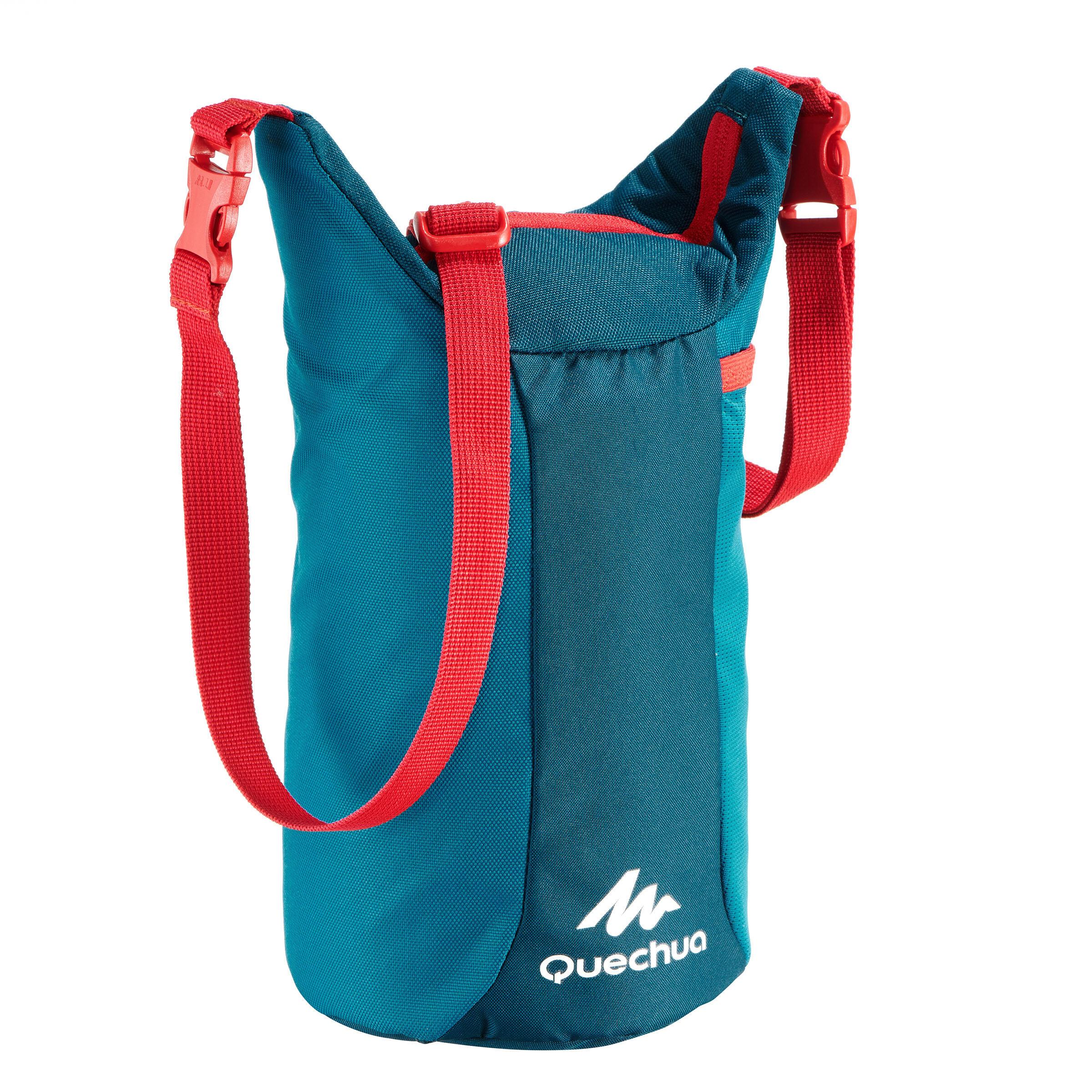 Quechua Glacière Lunch box MH100 randonnée (avec 1 boîte alimentaire) 2,3 litres bleu - Quechua