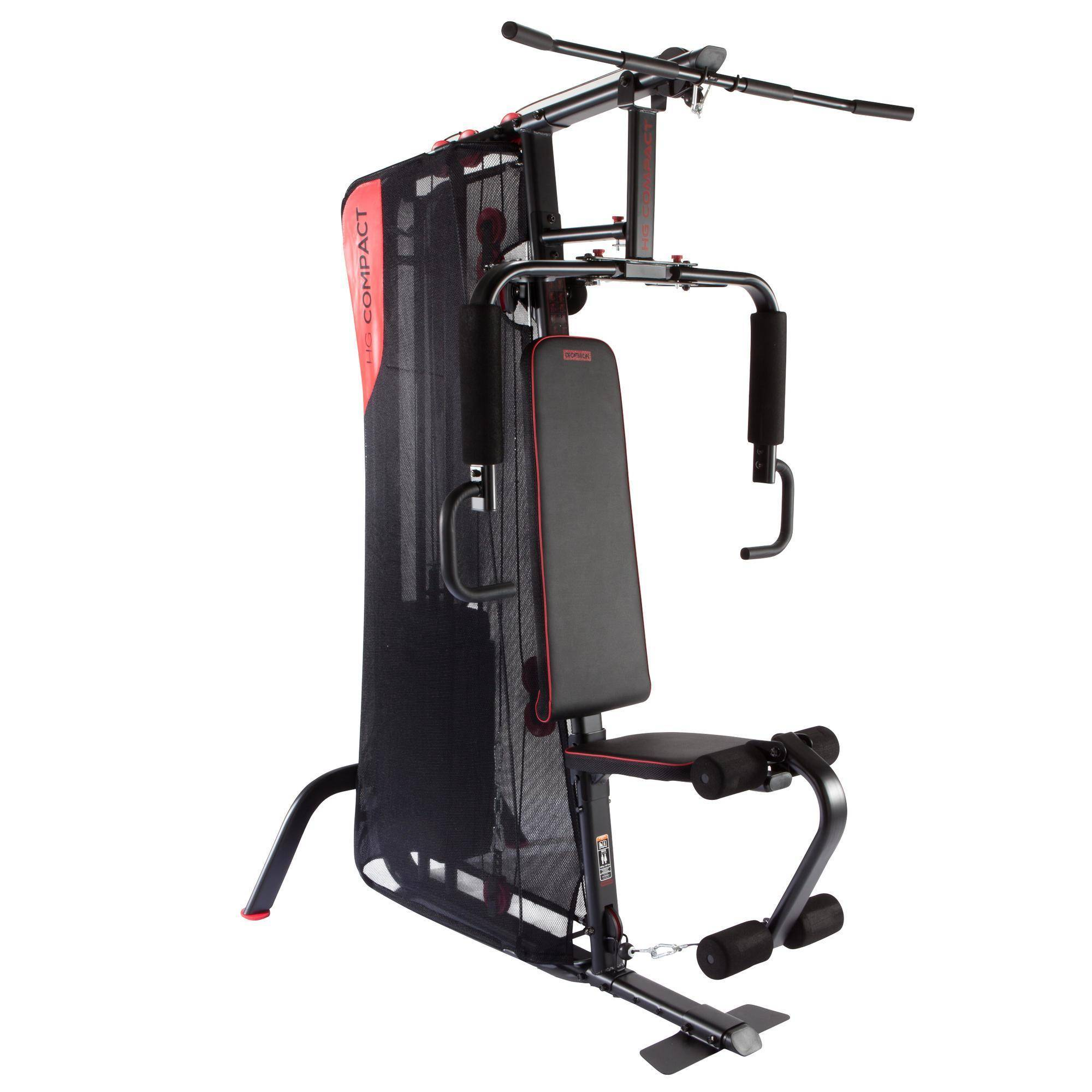DOMYOS Appareil à Charge Guidée Home Gym Compact Musculation - DOMYOS - SANS TAILLE