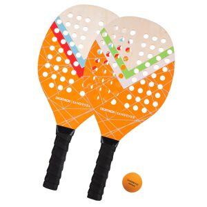 Sandever Set raquettes Beach Tennis Experience Yellow - Sandever