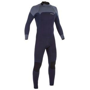 Olaian Combinaison SURF 500 Néoprène 3/2 mm homme Bleu marine - Olaian