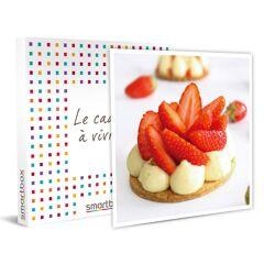 Smartbox Cours de pâtisserie de 3h à Paris avec L'Atelier Le Chef en Box Coffret cadeau Smartbox