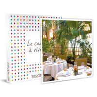 Smartbox Repas 3 plats pour 2 personnes au restaurant Chez Françoise, à Paris Coffret cadeau Smartbox <br /><b>50.92 EUR</b> Smartbox