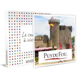 Smartbox Puy du Fou - Séjour famille 2 jours / 1 nuit hôtel « Le Grand Siècle » Coffret cadeau Smartbox - Publicité