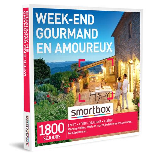 Smartbox Week-end gourmand en am...