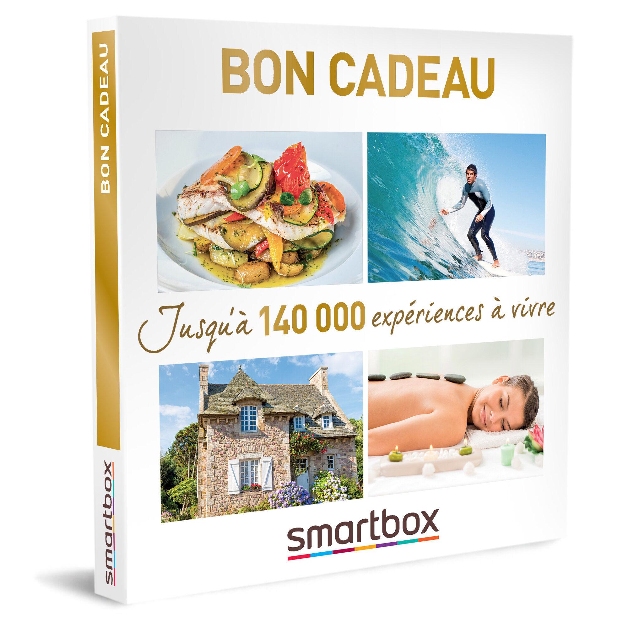 Smartbox Bon cadeau 49,90 Coffret cadeau Smartbox