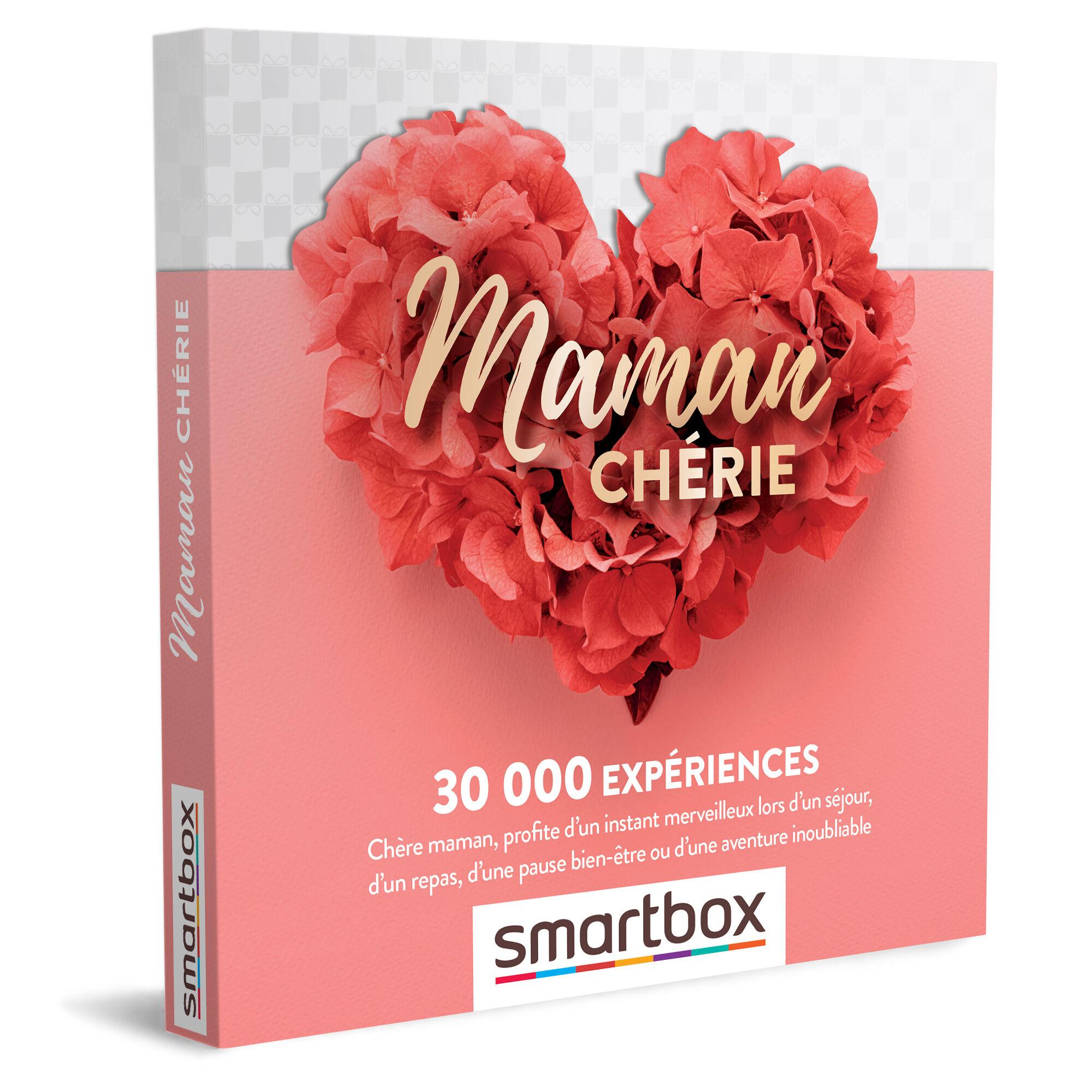 Smartbox Maman Chérie Coffret cadeau Smartbox