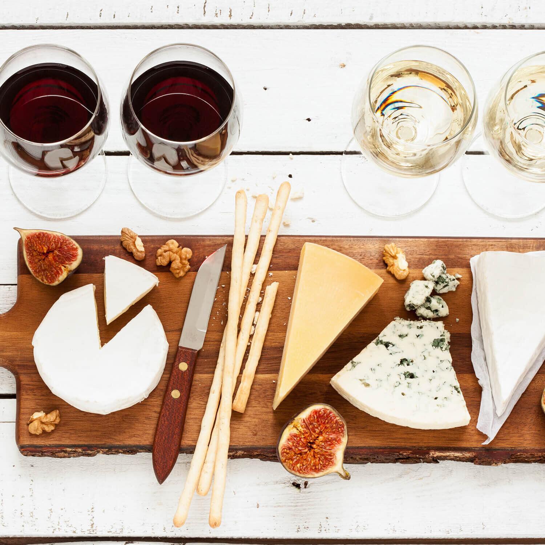 Smartbox Atelier Initiation et Dégustation Vin et Fromage dans un Bar à Vin Coffret cadeau Smartbox