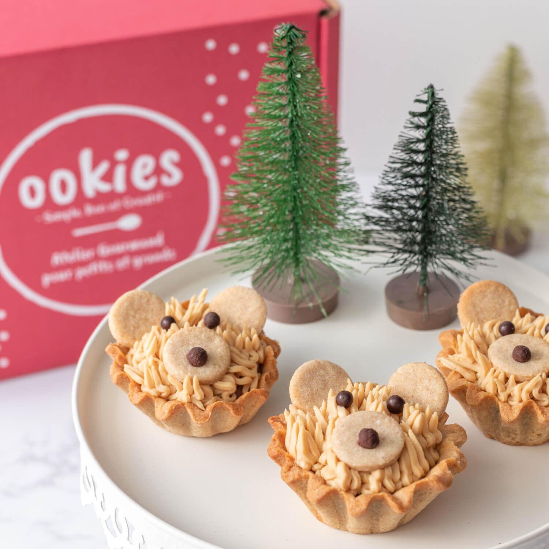 Smartbox Une Box de Pâtisserie Créative et Bio à faire avec les enfants Coffret cadeau Smartbox