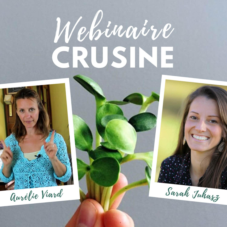 Smartbox Webinaire de Crusine Végétalienne Coffret cadeau Smartbox