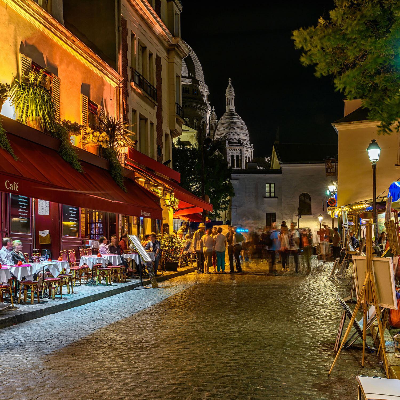 Smartbox Visite guidée sur le Jazz Parisien, Dîner et Coupe de Champagne Coffret cadeau Smartbox