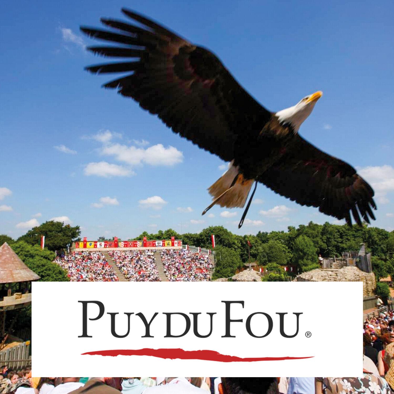 Smartbox Puy du Fou - Séjour 2 jours / 1 nuit hôtel « La Citadelle » 2 adultes Coffret cadeau Smartbox