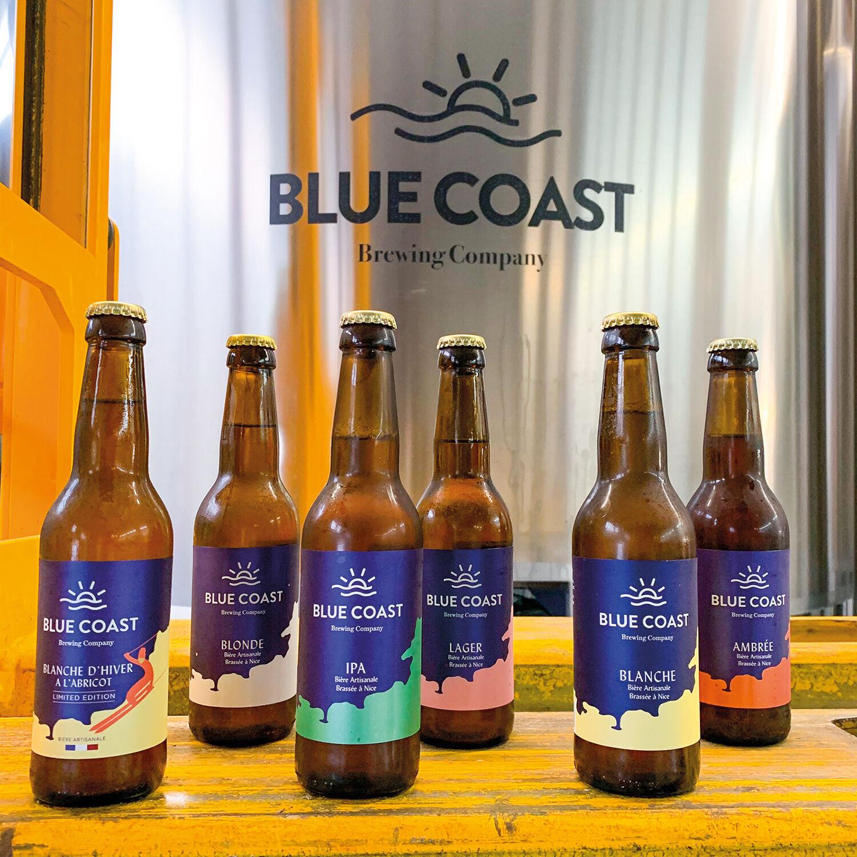 Smartbox Pack de 12 bouteilles de bières artisanales brassées à Nice Coffret cadeau Smartbox