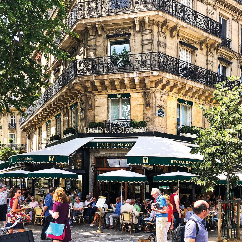 Smartbox Visite guidée à Paris du quartier de Saint-Germain-des-Prés pour 4 Coffret cadeau Smartbox