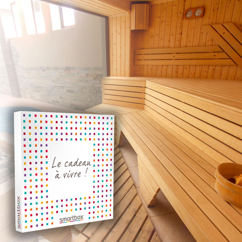 Smartbox Escapade détente en duo d'1 nuit avec accès au spa Coffret cadeau Smartbox
