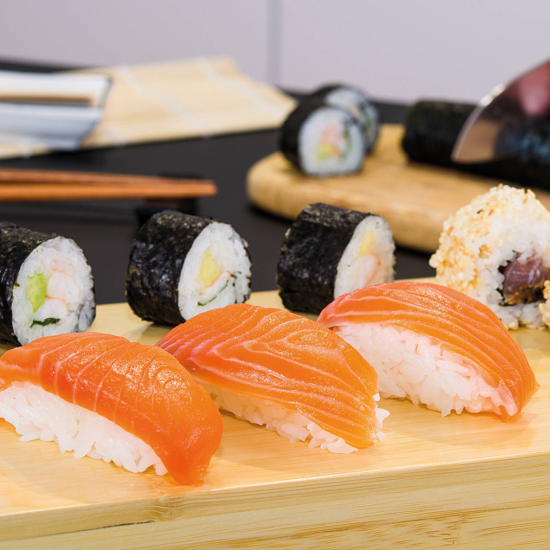 Smartbox Cours de cuisine à distance pour apprendre à faire des sushis Coffret cadeau Smartbox
