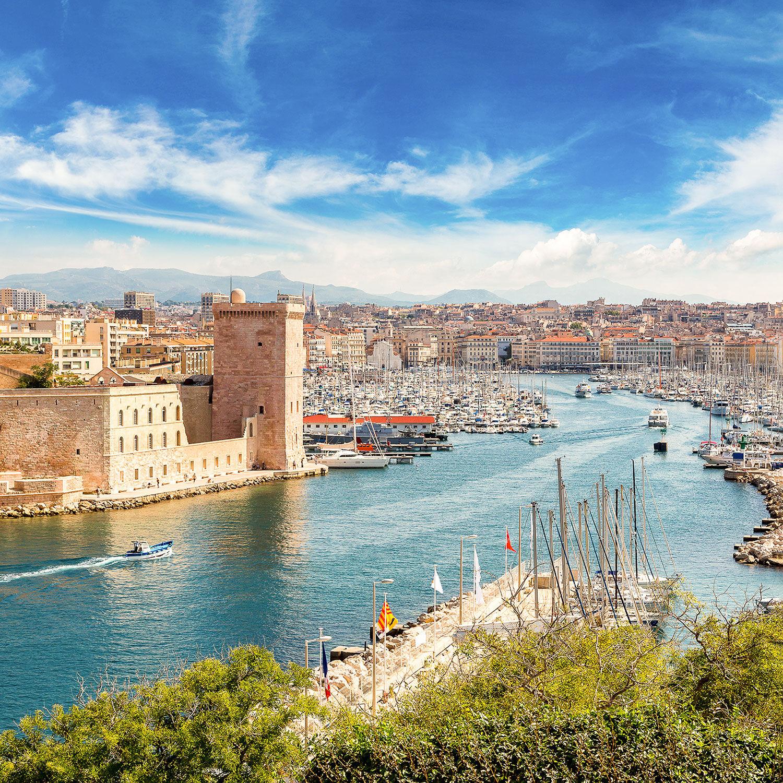 Smartbox Visite thématique de Marseille de 2h en duo Coffret cadeau Smartbox