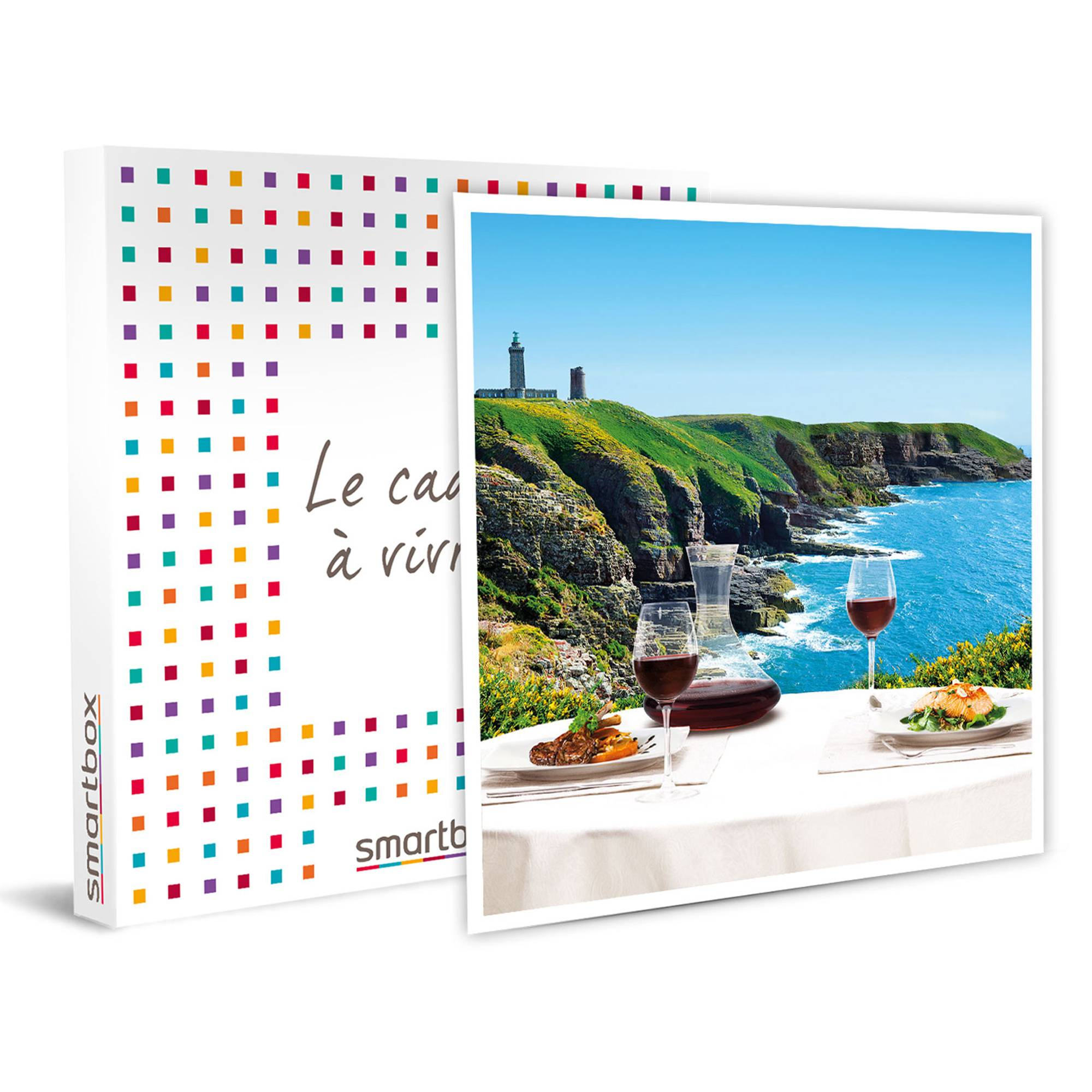 Smartbox Séjour bien-être et délices en Bretagne Coffret cadeau Smartbox