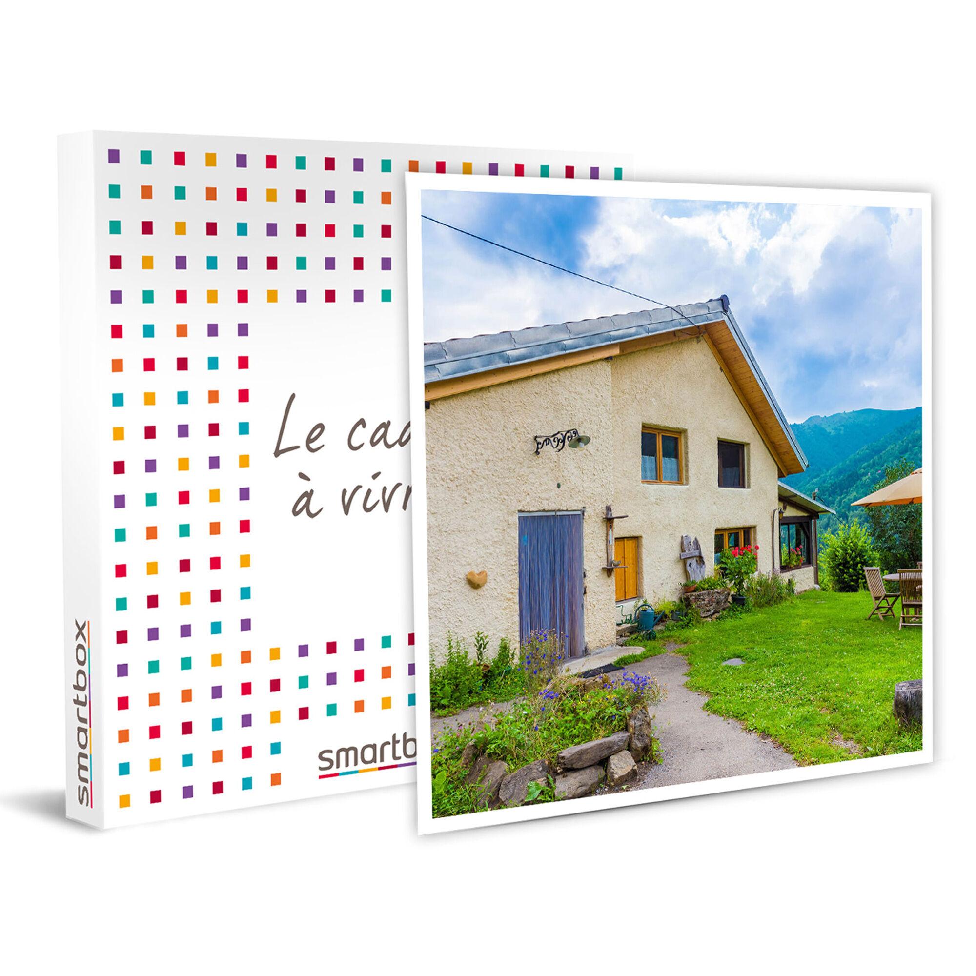 Smartbox Séjour à deux en maison d'hôtes en France Coffret cadeau Smartbox