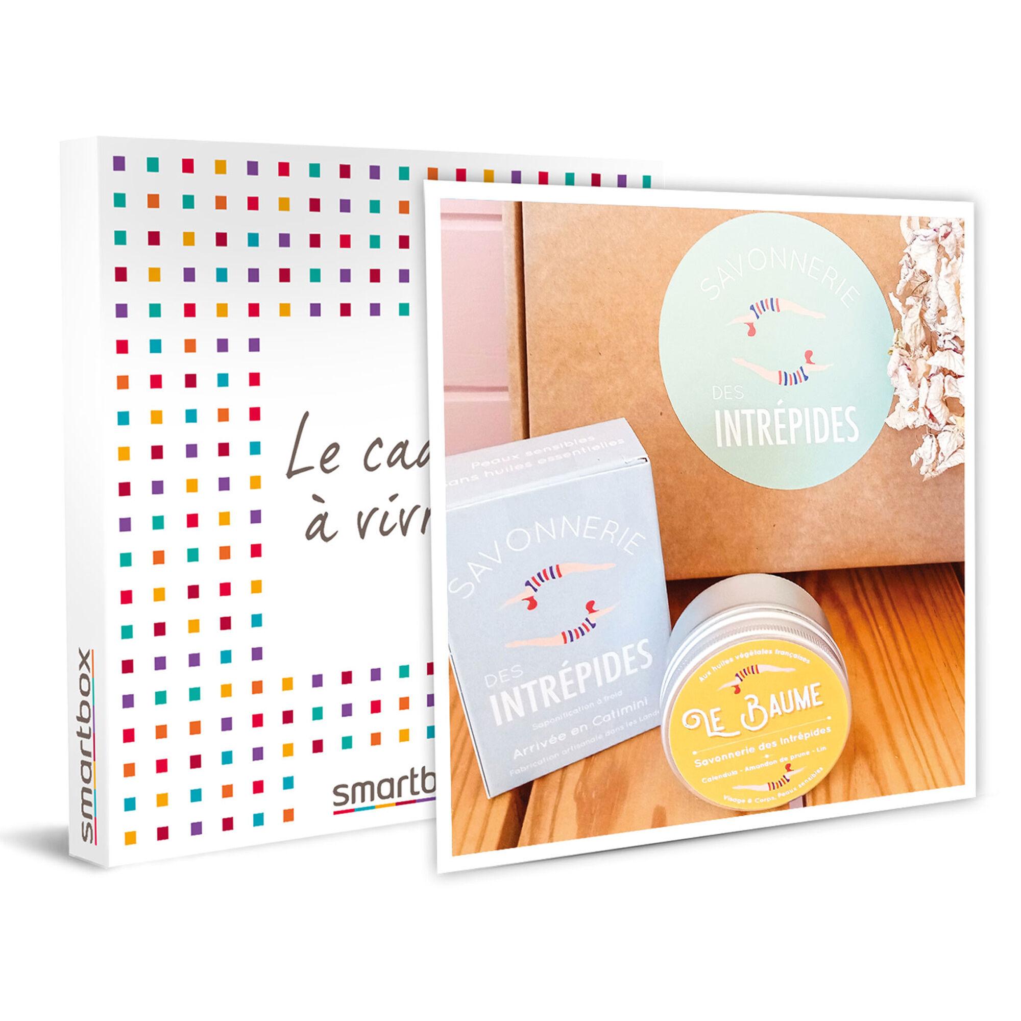 Smartbox Produits bien-être artisanaux et authentiques Coffret cadeau Smartbox