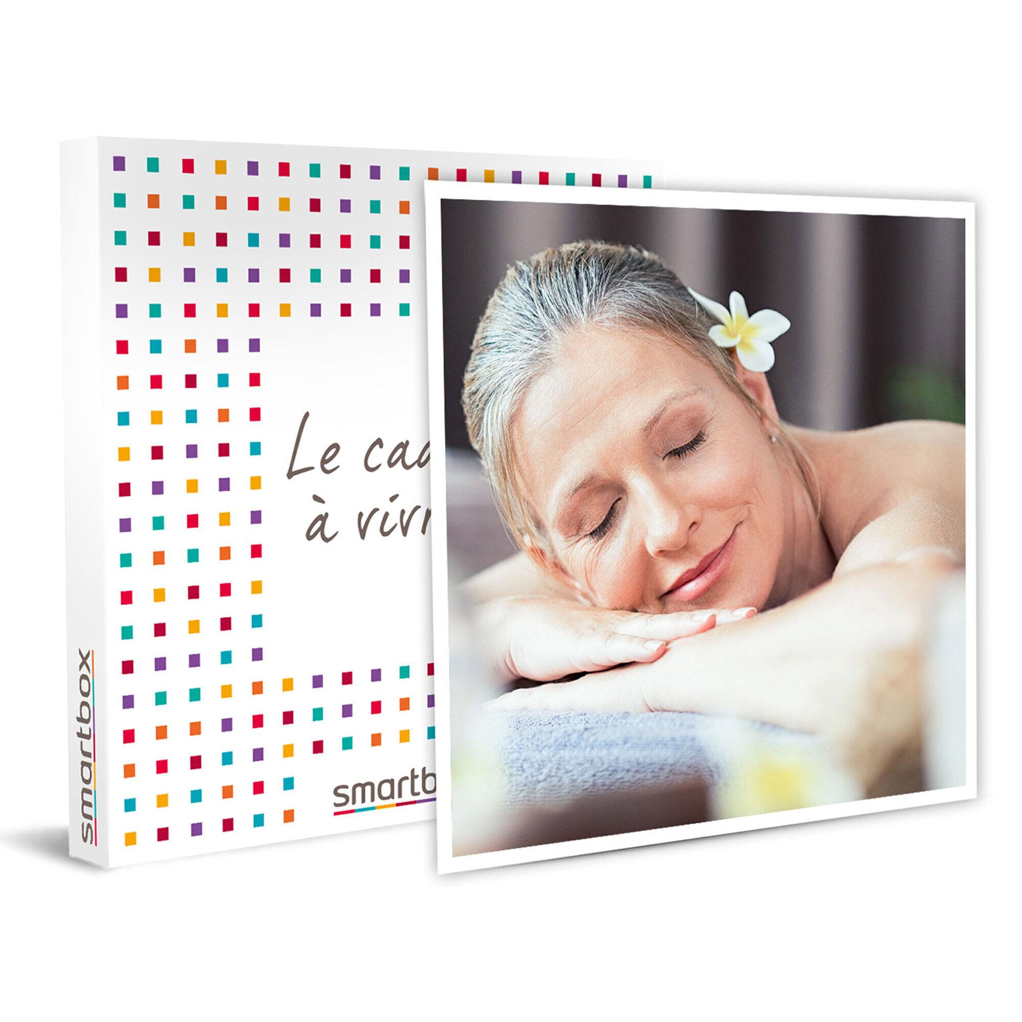 Smartbox Pause détente pour une super maman avec massage et boisson Coffret cadeau Smartbox